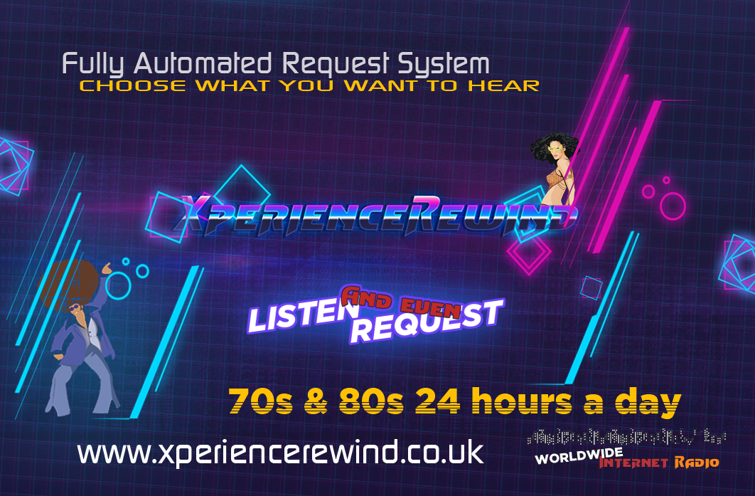 Ray Parker Jr - 70s 80s XperienceRewind.co.uk